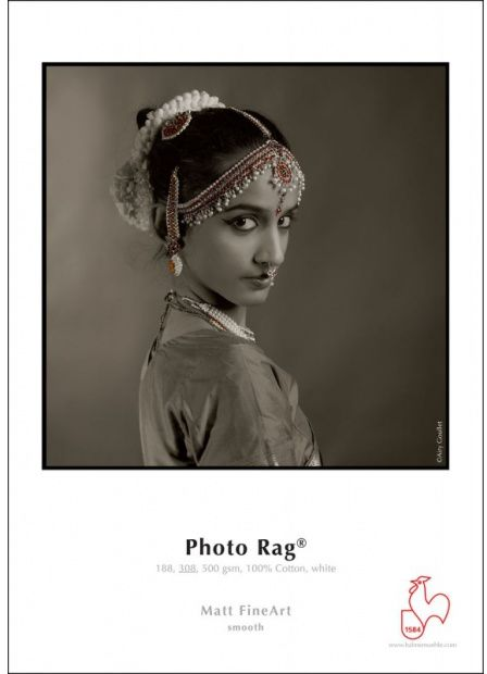 Papier HAHNEMUHLE PHOTO RAG 308gsm A3+ (25 arkuszy) (10641617)