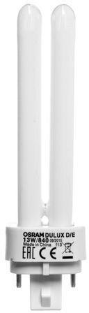Świetlówka kompaktowa G24q-1 (4-pin) 13W 4000K DULUX D/E 4050300017594