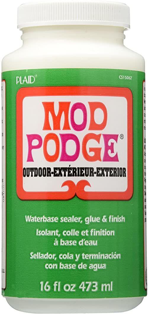 Mod Podge 300 ml na zewnątrz decoupage,