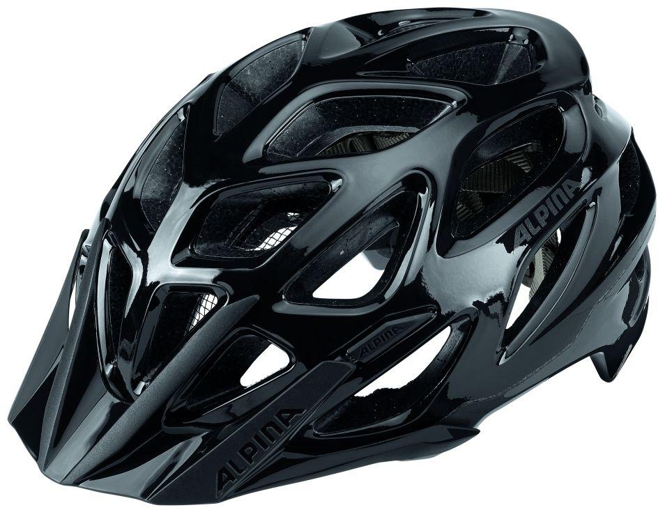 ALPINA Kask rowerowy MYTHOS 3.0 BLACK-ANTHRACITE Rozmiar: 52-57,mythos3bckanth