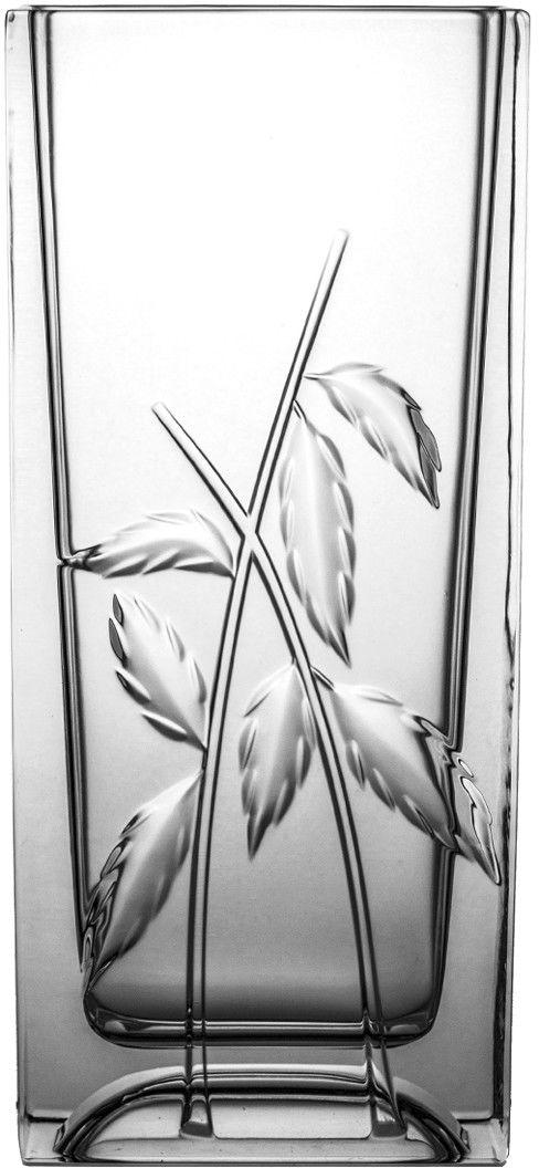 Wazon kryształowy kwiaty 9678
