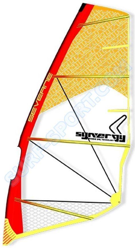 Żagiel Windsurfingowy Severne Synergy Adult 2019 Yellow/Red
