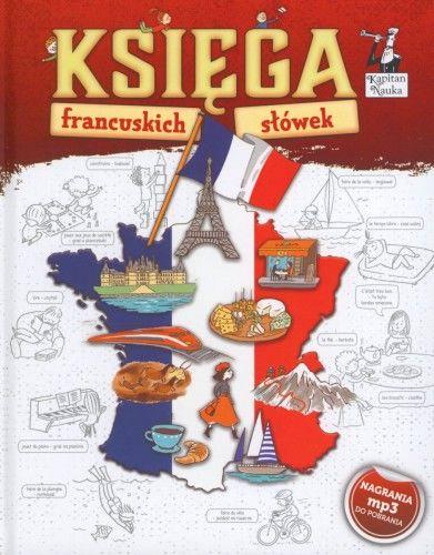 Księga francuskich słówek Kapitan Nauka