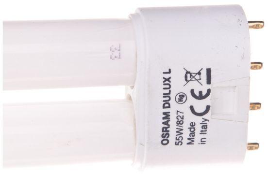 Świetlówka kompaktowa 2G11 (4-pin) 55W 2700K DULUX L 4050300315881
