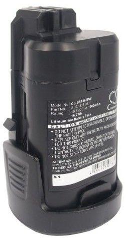 Bosch 2 607 336 863 1500mAh 16.20Wh Li-Ion 10.8V (Cameron Sino)