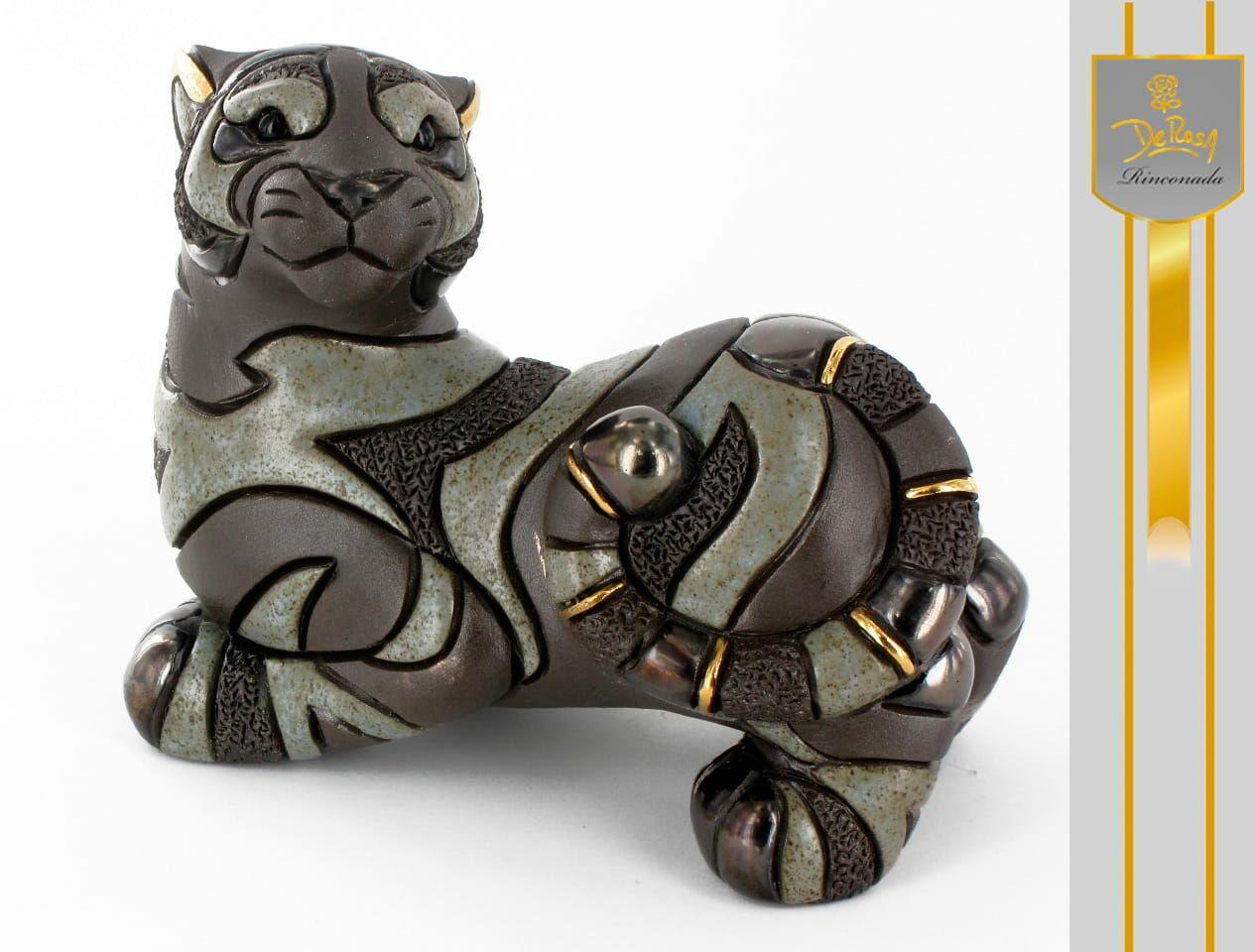 De Rosa Rinconada, figurka Tygrys - /KP/