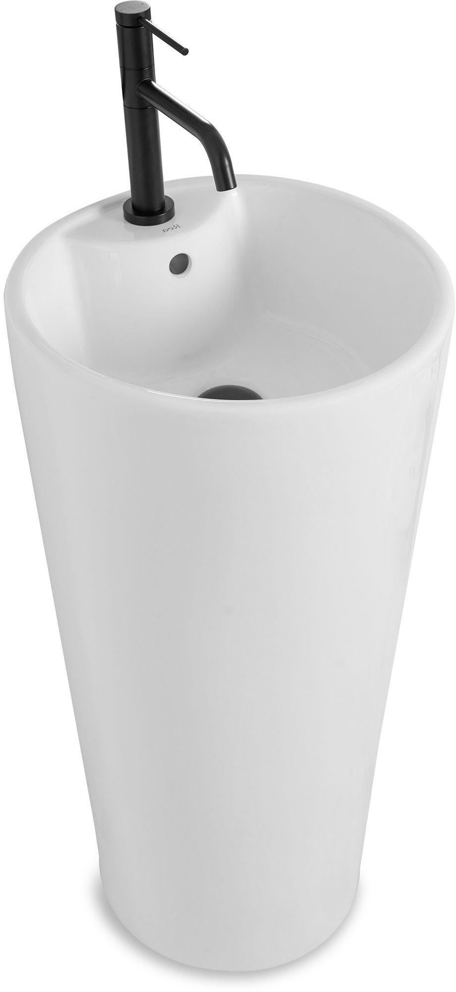 Rea Umywalka Ceramiczna Wolnostojąca BLANKA