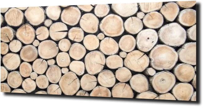 obraz na szkle Drewno deska nattura 22 125X50
