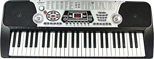 Madison Keyboard MEK54100 54 klawisze + mikrofon