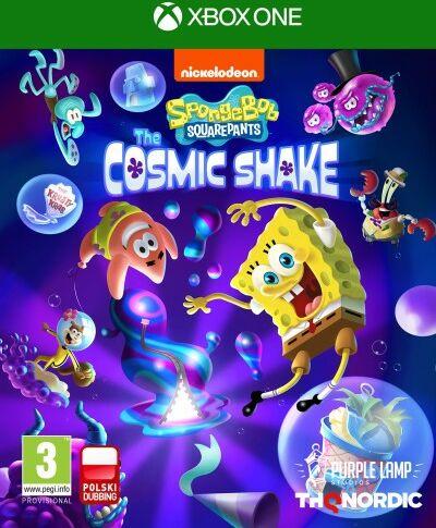 Spongebob Squarepants Cosmic Shake XSX