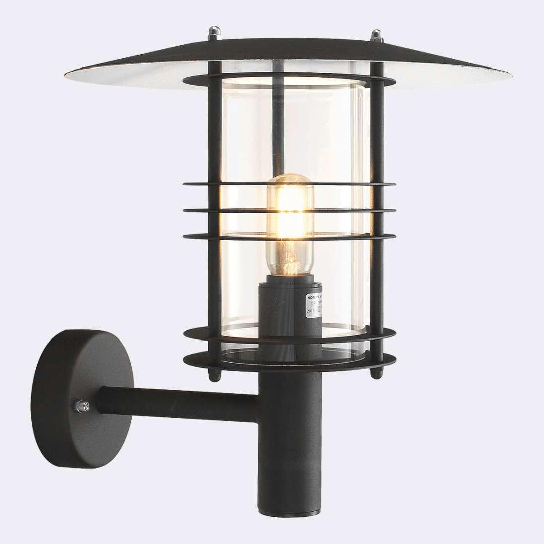Lampa ścienna STOCKHOLM BIG 286B -Norlys  SPRAWDŹ RABATY  5-10-15-20 % w koszyku