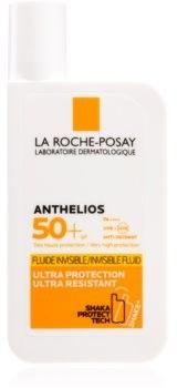 La Roche-Posay Anthelios SHAKA bezzapachowy fluid ochronny do skóry bardzo wrażliwej i ze skłonnością do nietolerancji SPF 50+ perfumowany 50 ml