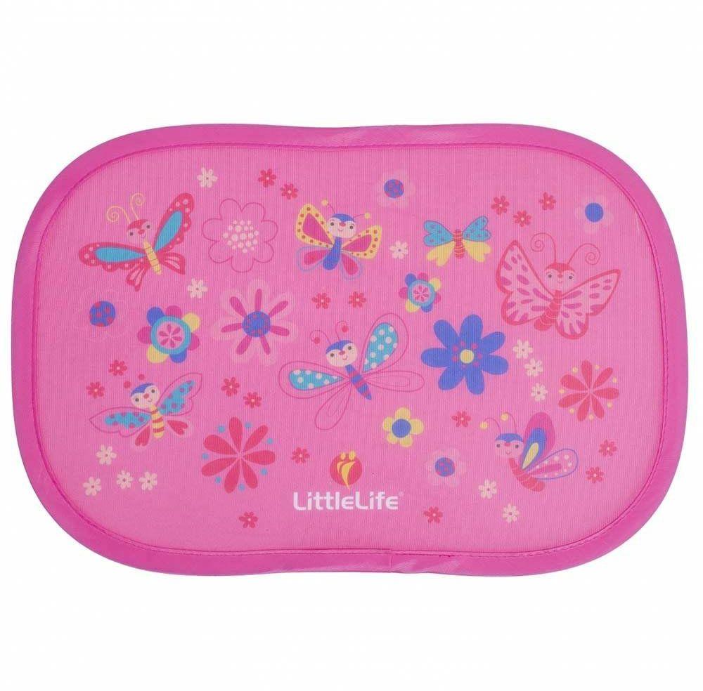 Osłonki szyb samochodowych LittleLife 2 szt. - butterflies