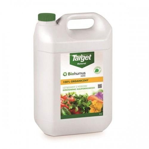 Biohumus max  ekologiczny  5 l target
