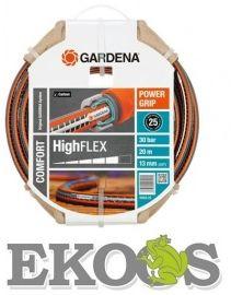 """GARDENA wąż ogrodowy HighFLEX 20m, 13 mm (1/2"""") (18063-20)"""