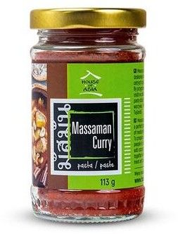 Pasta massaman curry 113g - House of Asia