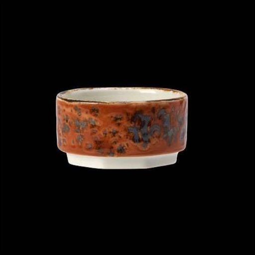 Naczynie okrągłe porcelanowe CRAFT
