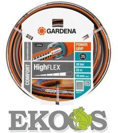 """GARDENA wąż ogrodowy HighFLEX 25m, 19 mm (3/4"""") (18083-20)"""