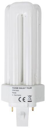 Świetlówka kompaktowa GX24d-3 (2-pin) 26W 3000K DULUX T 4050300342061