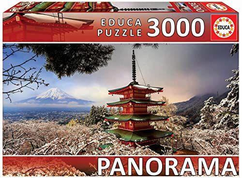 EDUCA 3000 mont fuji i pagod