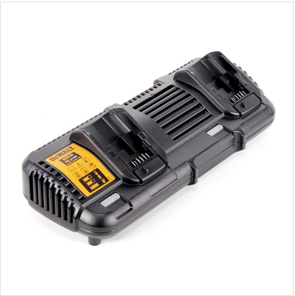 ładowarka dwugniazdowa do akumulatorów 18-54V DeWalt [DCB132]