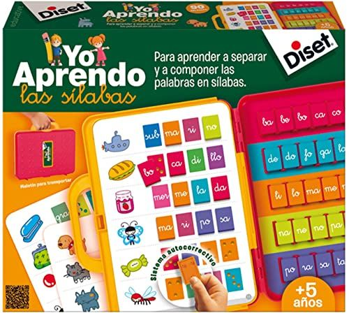 Diset - Uczy się symbów  gra edukacyjna od 5 lat