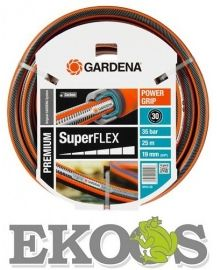 """GARDENA Premium wąż ogrodowy SuperFLEX 25m, 19 mm (3/4"""") (18113-20)"""