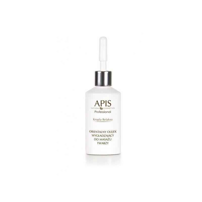 APIS Kropla Relaksu orientalny olejek do masażu twarzy 30ml
