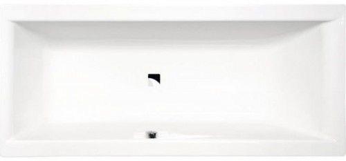Wanna prostokątna z nogami CLEO180x80x48cm, biała, Made in EU