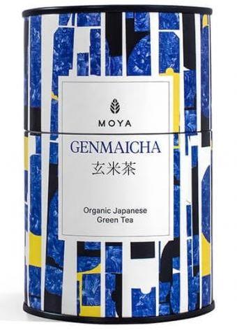 Herbata zielona GENMAICHA BIO 60 g Moya Matcha