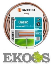 """GARDENA wąż ogrodowy Classic wąż 20m, 13 mm (1/2"""") (18003-20)"""