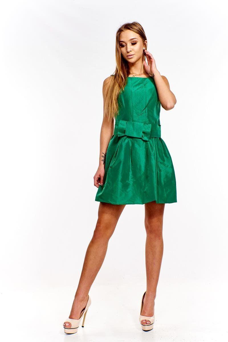 Sukienki Sukienka Suknie FSU156 TRAWIASTY