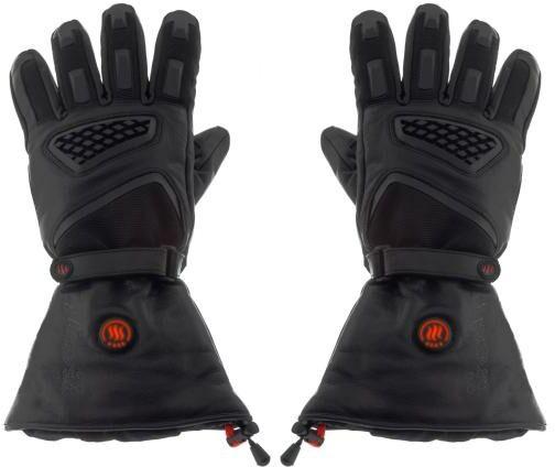 GLOVII Ogrzewane rękawice motocyklowe XL (czarny) - 19,30 zł miesięcznie