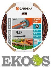 """GARDENA wąż ogrodowy Comfort FLEX 20m, 13 mm (1/2"""") (18033-20)"""