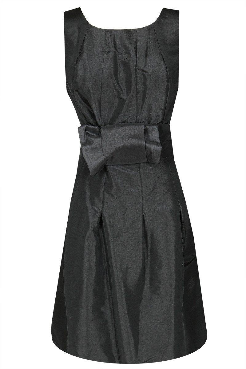 Sukienki Sukienka Suknie FSU156 CZARNY