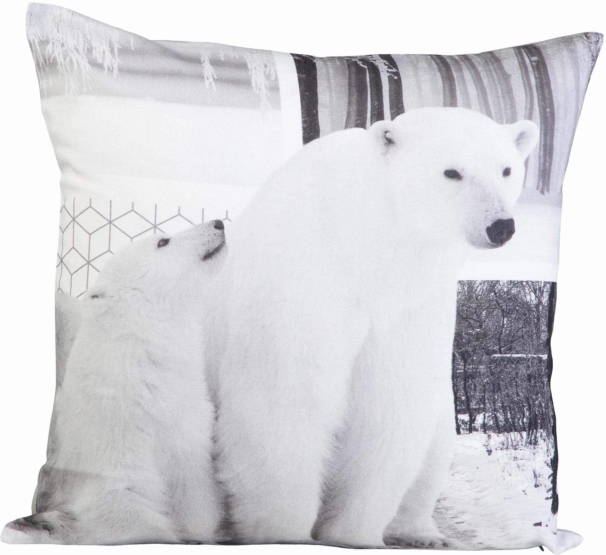 Polar Bear  czarny/biały  KH45 1 x uniwersalny