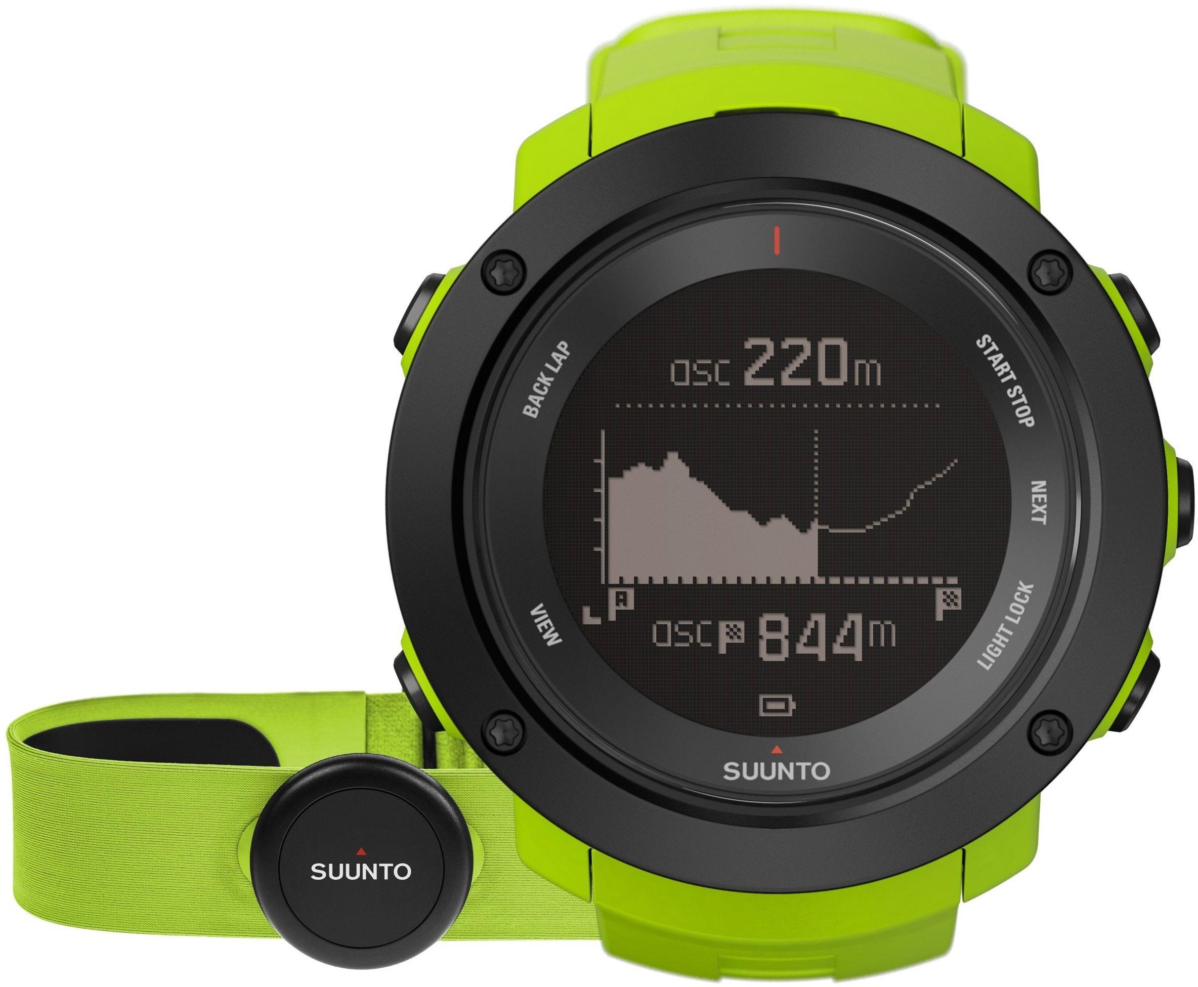 Zegarek Suunto SS021970000 Suunto Ambit3 Vertical Lime HR - CENA DO NEGOCJACJI - DOSTAWA DHL GRATIS, KUPUJ BEZ RYZYKA - 100 dni na zwrot, możliwość wygrawerowania dowolnego tekstu.