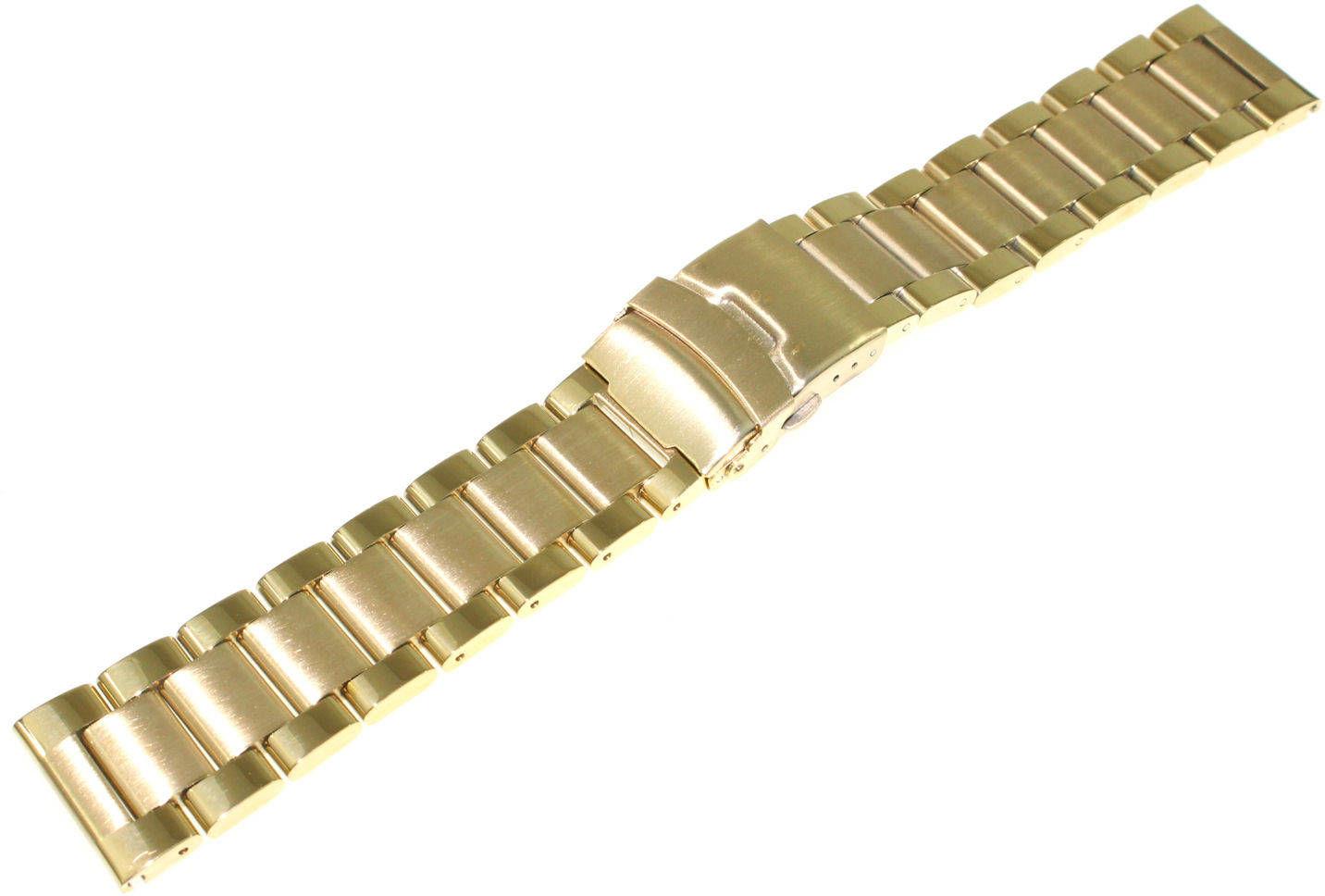 Bransoleta stalowa do zegarka 24 mm Tekla BL2.24