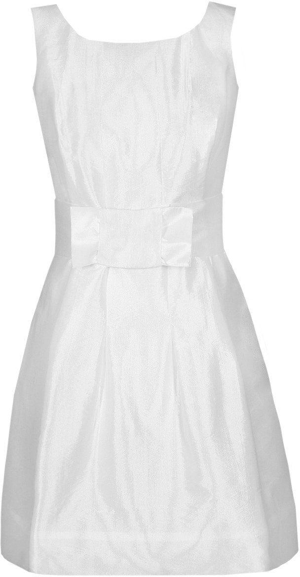 Sukienki Sukienka Suknie FSU156 BIAŁY