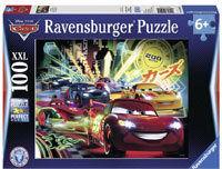 Ravensburger - Puzzle Cars Neon 100 elem. 105205