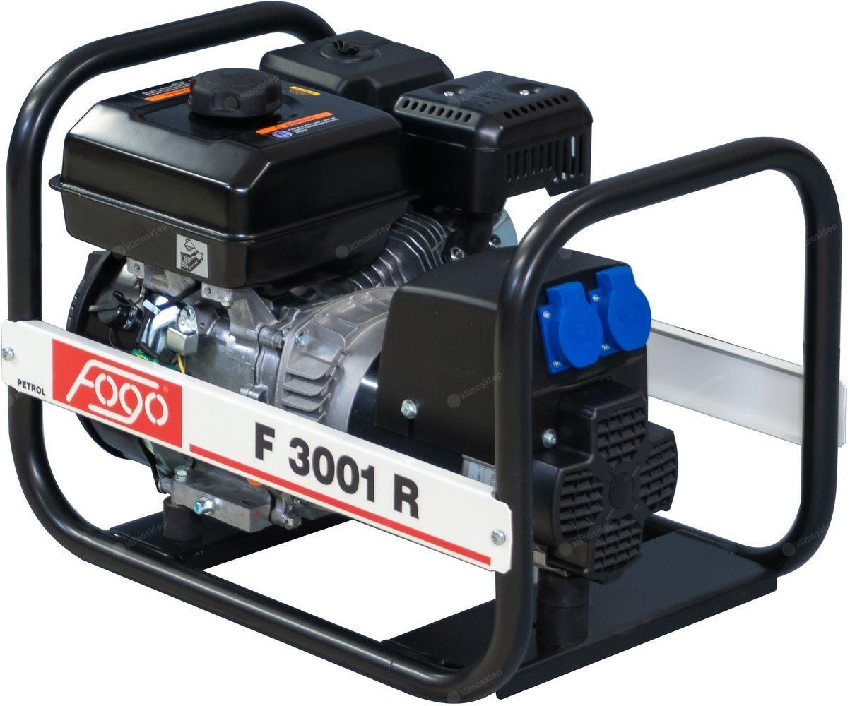 Agregat prądotwórczy Fogo F 3001 R