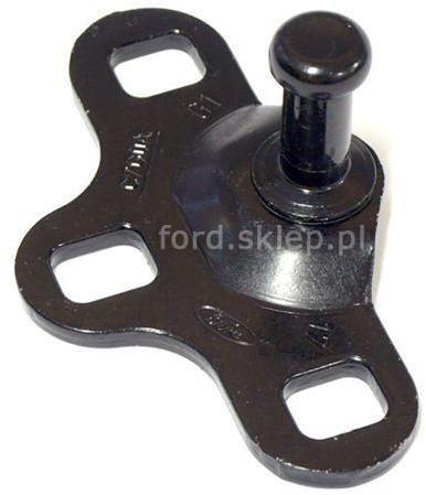 zaczep zamka pokrywy bagażnika Ford / 1088319