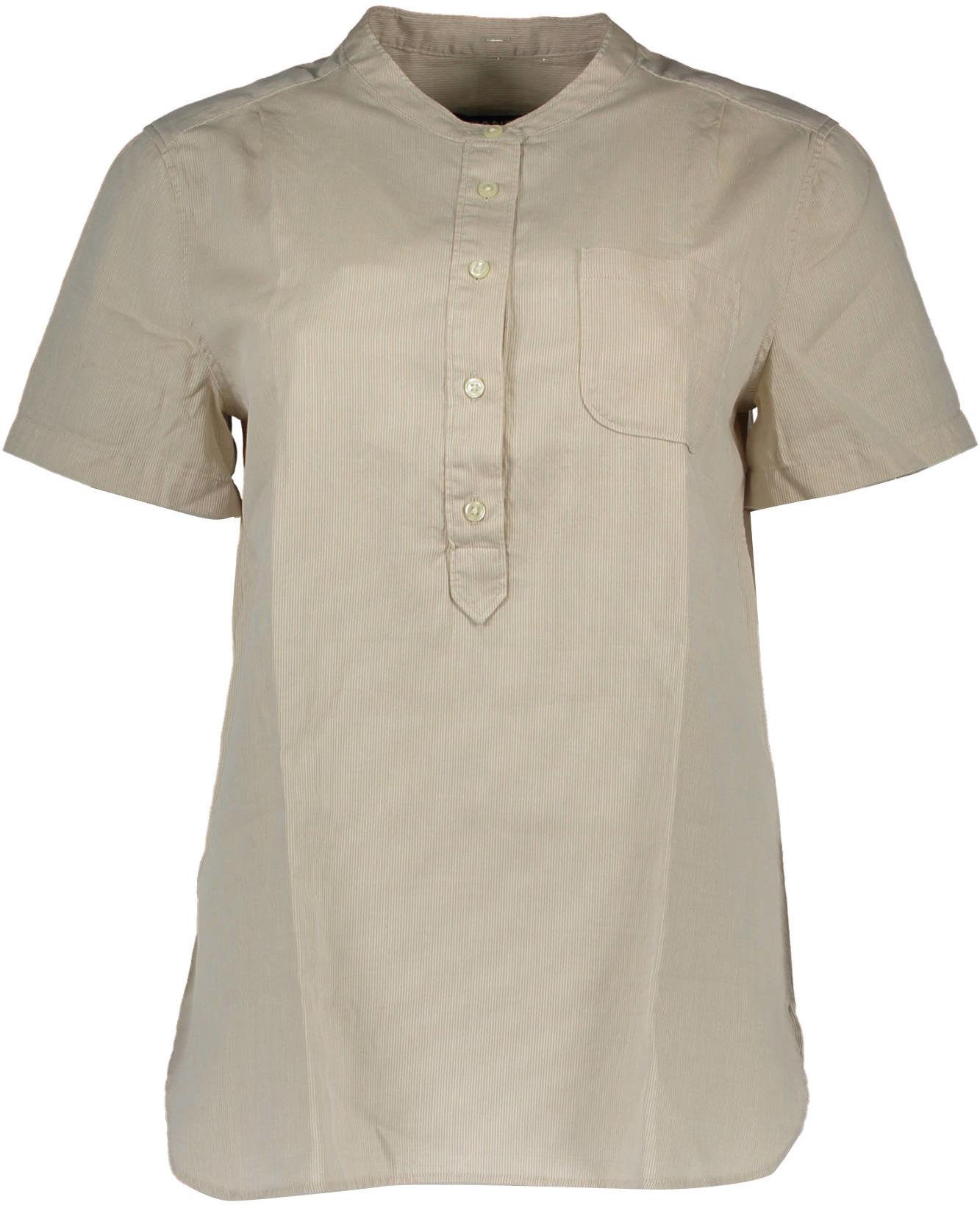 Koszula GANT z krótkim rękawem dla kobiet