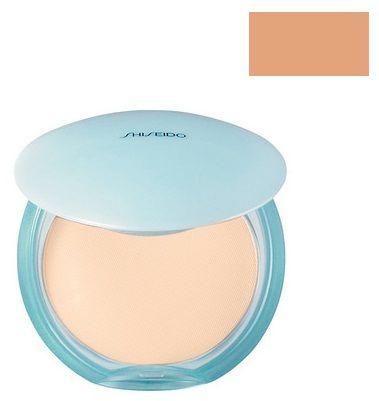 Shiseido Pureness Matifying Compact Oil-Free 40 Natural Beige SPF 15 Podkład w kompakcie do cery mieszanej i tłustej - 11g Do każdego zamówienia upominek gratis.