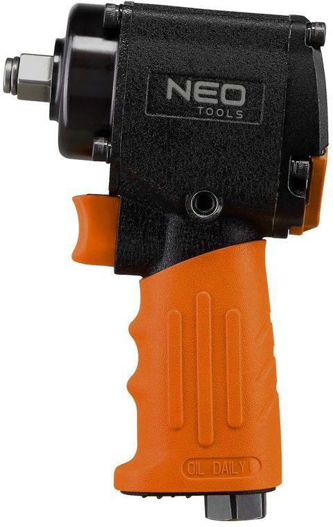 Klucz udarowy pneumatyczny 1/2 680Nm (krótki) 14-006