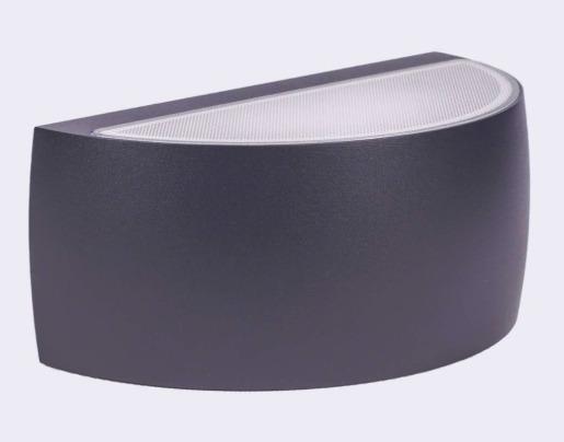 Lampa ścienna VASA LED 127GR -Norlys  SPRAWDŹ RABATY  5-10-15-20 % w koszyku