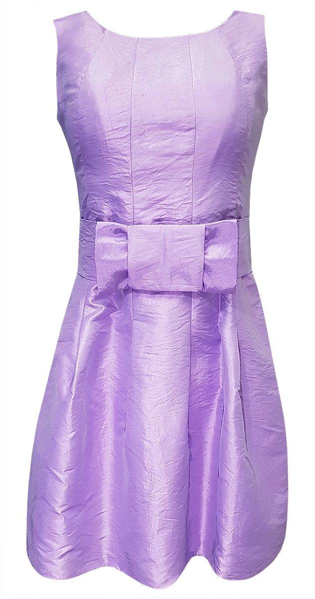 Sukienka FSU156 FIOLETOWY