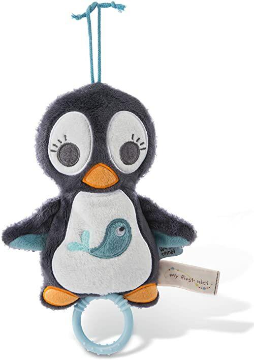 Muzyczna zabawka pluszowa Pingwin Watschili 18cm