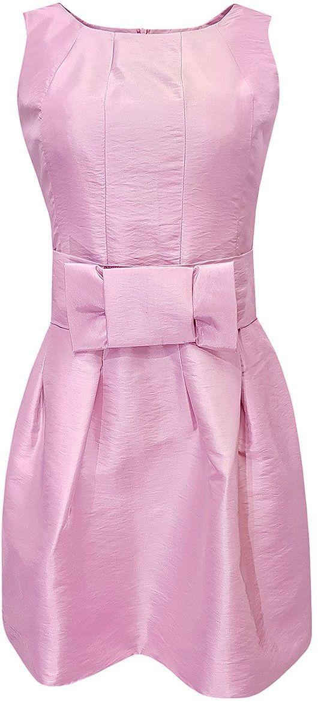 Sukienki Sukienka Suknie FSU156 RÓŻOWY