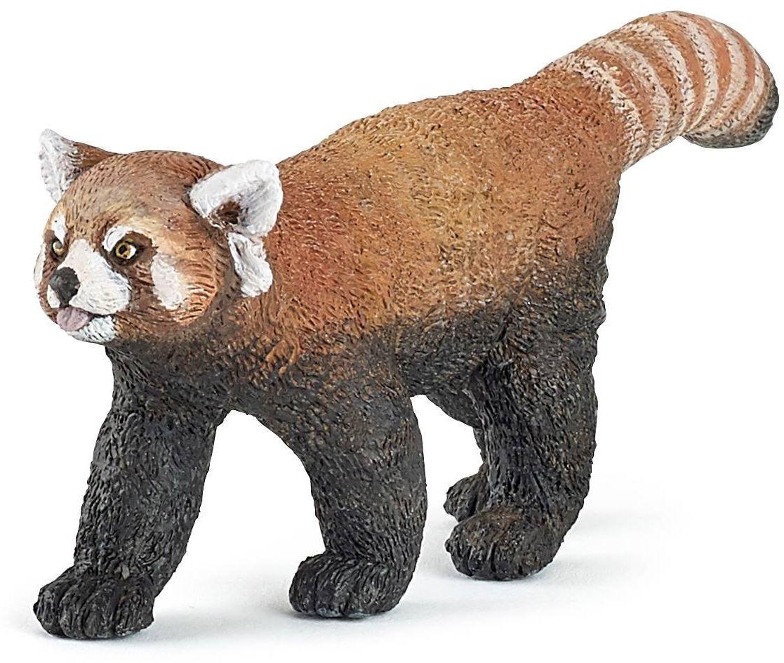 Papo 50217 mała panda dzikie zwierzęta na świecie, wiele kolorów
